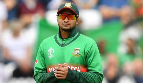 Why is Bangladeshi cricket player Sakib Al Hasan worldwide famous?