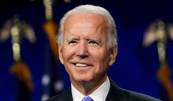 Finally Joe Biden elected president